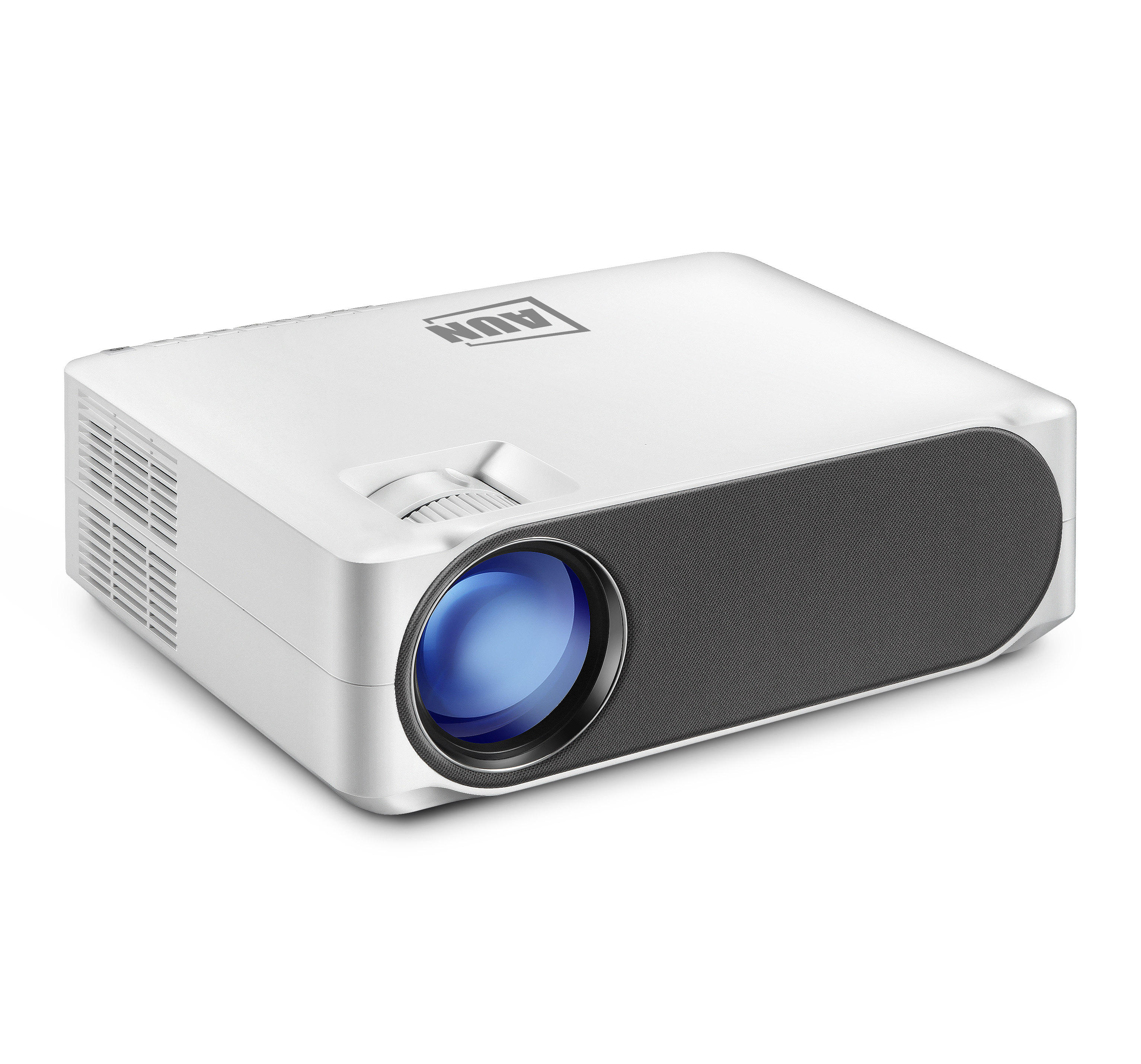 Wholesale [Android Version] AUN AKEY6S Projector Full HD 1080P Resolution 6800 Lumens 1G+8G WIFI 2.4G Bluetooth 4.0 Built in Multimedia Syst